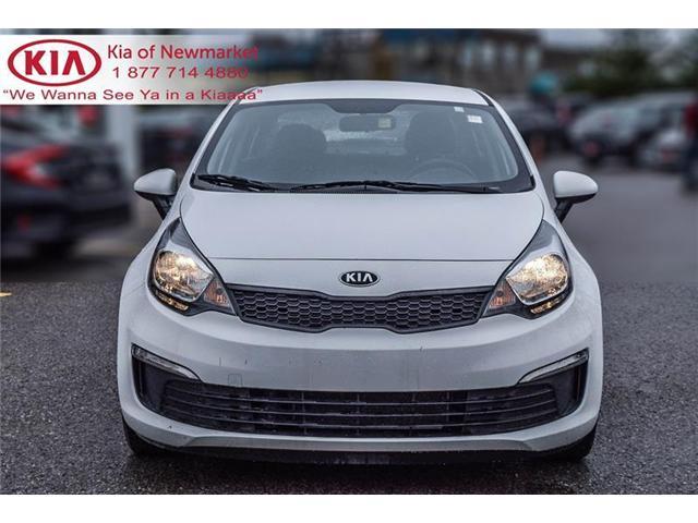 2016 Kia Rio  (Stk: P0636) in Newmarket - Image 2 of 18