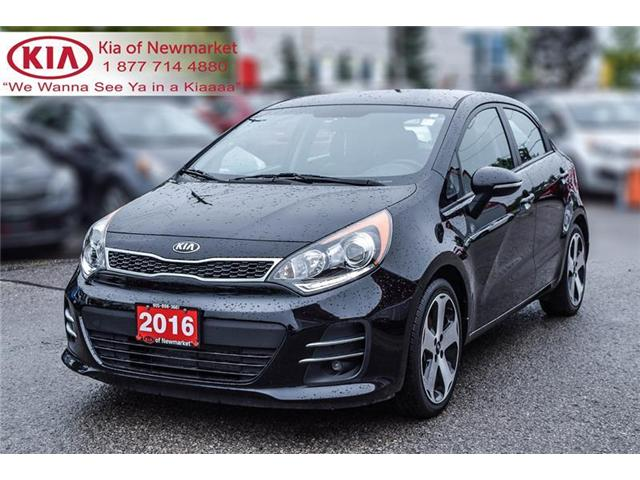 2016 Kia Rio  (Stk: P0643) in Newmarket - Image 1 of 20