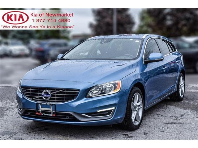 2015 Volvo V60 T5 Premier Plus (Stk: P0664) in Newmarket - Image 1 of 22
