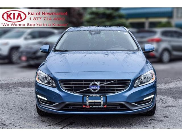 2015 Volvo V60 T5 Premier Plus (Stk: P0664) in Newmarket - Image 2 of 22