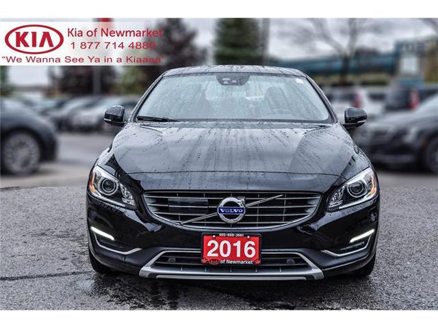 2016 Volvo S60 T5 Special Edition Premier (Stk: P0665) in Newmarket - Image 2 of 20
