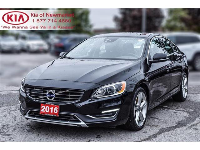 2016 Volvo S60 T5 Special Edition Premier (Stk: P0666) in Newmarket - Image 1 of 20