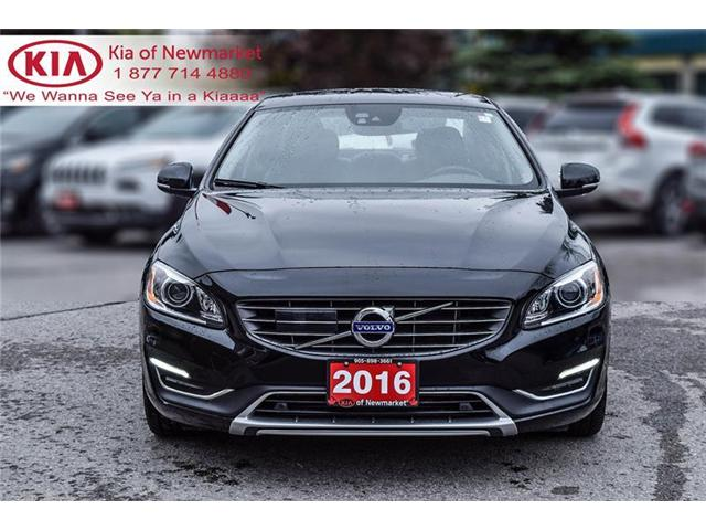 2016 Volvo S60 T5 Special Edition Premier (Stk: P0666) in Newmarket - Image 2 of 20