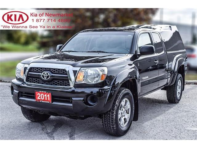 2011 Toyota Tacoma Base (Stk: P0675) in Newmarket - Image 1 of 16