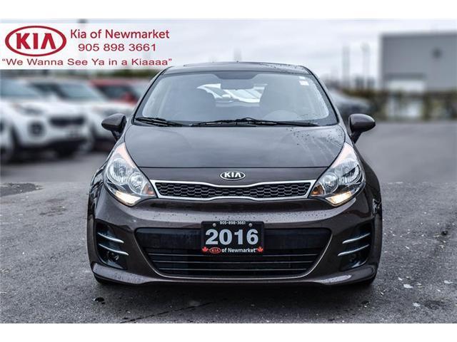 2016 Kia Rio EX (Stk: P0684) in Newmarket - Image 2 of 19