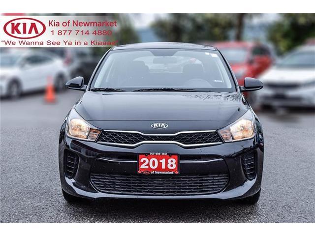 2018 Kia Rio5 LX+ (Stk: P0688) in Newmarket - Image 2 of 18