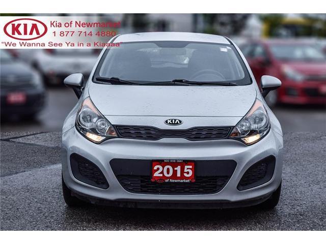 2015 Kia Rio LX+ (Stk: P0691) in Newmarket - Image 2 of 19