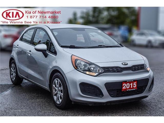 2015 Kia Rio LX+ (Stk: P0691) in Newmarket - Image 3 of 19