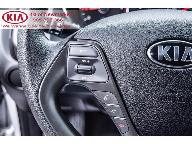 2018 Kia Forte LX (Stk: P0692) in Newmarket - Image 15 of 17