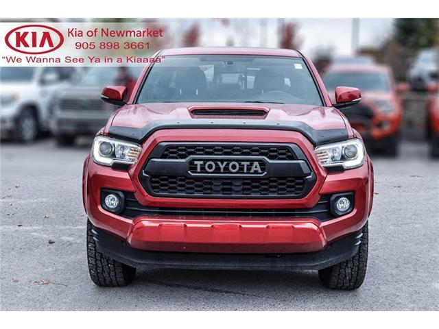 2016 Toyota Tacoma SR5 (Stk: P0706) in Newmarket - Image 2 of 20