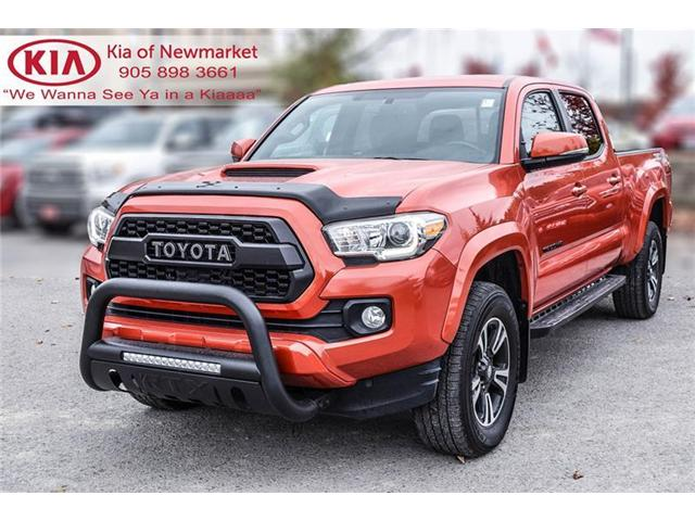 2016 Toyota Tacoma SR5 (Stk: P0707) in Newmarket - Image 1 of 20