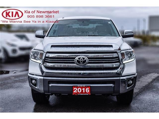 2016 Toyota Tundra Platinum 5.7L V8 (Stk: P0721) in Newmarket - Image 2 of 22
