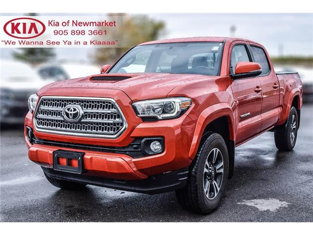 2016 Toyota Tacoma SR5 (Stk: P0725) in Newmarket - Image 1 of 20