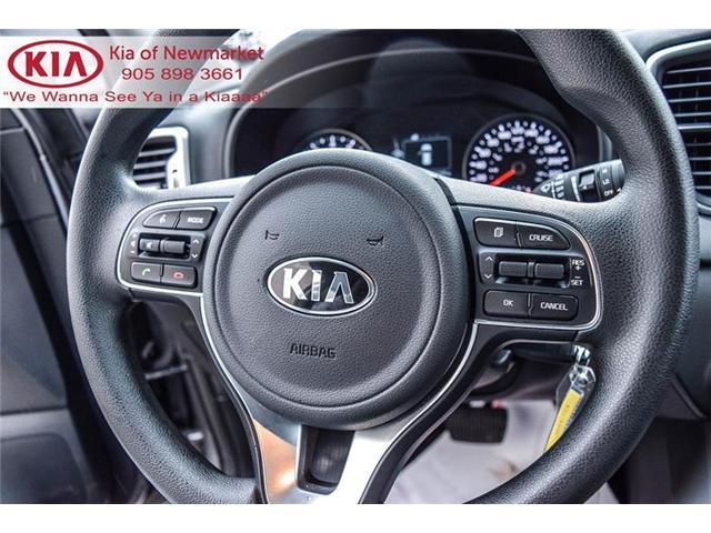 2019 Kia Sportage LX (Stk: P0728) in Newmarket - Image 11 of 19