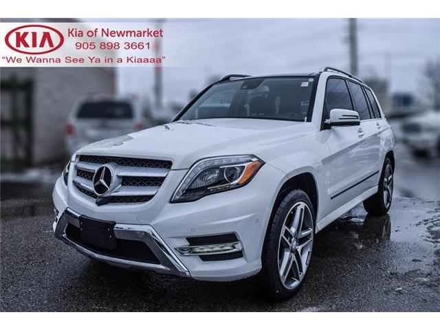 2014 Mercedes-Benz Glk-Class Base (Stk: P0741) in Newmarket - Image 1 of 20