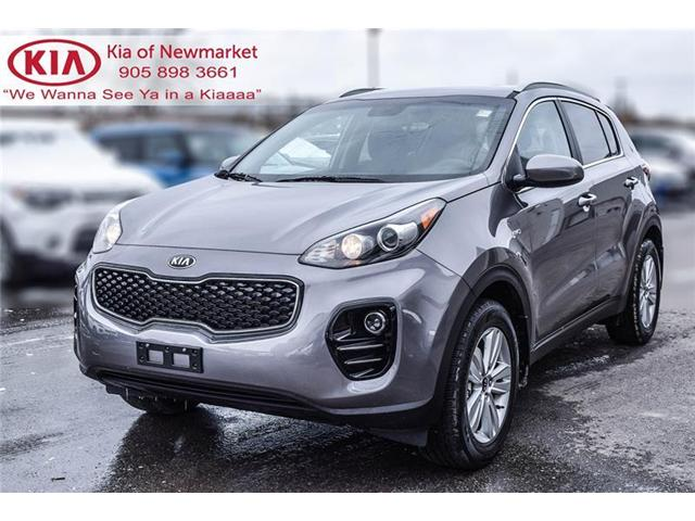 2019 Kia Sportage LX (Stk: P0747) in Newmarket - Image 1 of 20