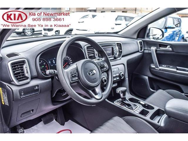 2019 Kia Sportage LX (Stk: P0748) in Newmarket - Image 8 of 20