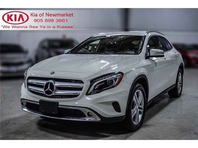 2015 Mercedes-Benz GLA-Class Base (Stk: P0750) in Newmarket - Image 1 of 19