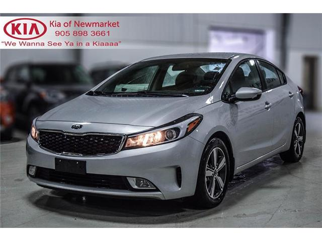 2018 Kia Forte LX+ (Stk: P0754) in Newmarket - Image 1 of 18