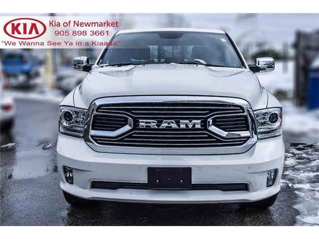 2018 RAM 1500 Longhorn (Stk: P0756) in Newmarket - Image 2 of 22