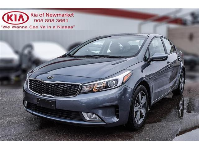 2018 Kia Forte LX+ (Stk: P0762) in Newmarket - Image 1 of 18