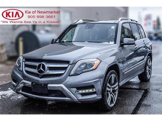 2015 Mercedes-Benz Glk-Class Base (Stk: P0764) in Newmarket - Image 1 of 19