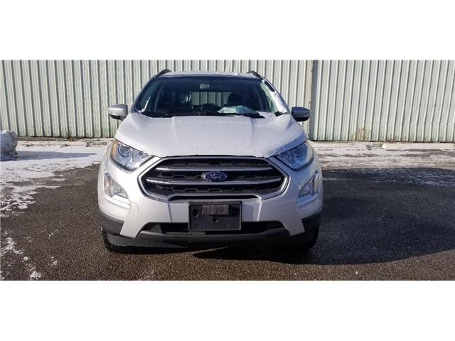 2018 Ford EcoSport SE (Stk: 18SP2583) in Unionville - Image 2 of 13