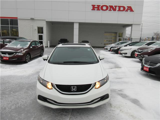 2014 Honda Civic EX (Stk: 26023L) in Ottawa - Image 2 of 10