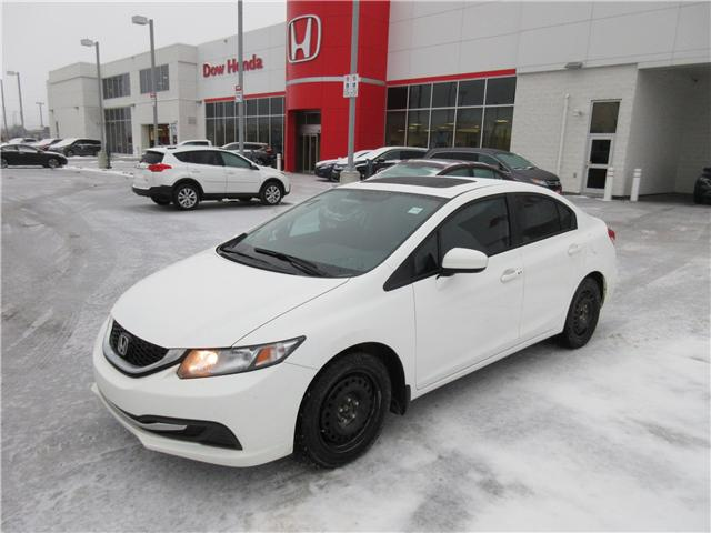 2014 Honda Civic EX (Stk: 26023L) in Ottawa - Image 1 of 10