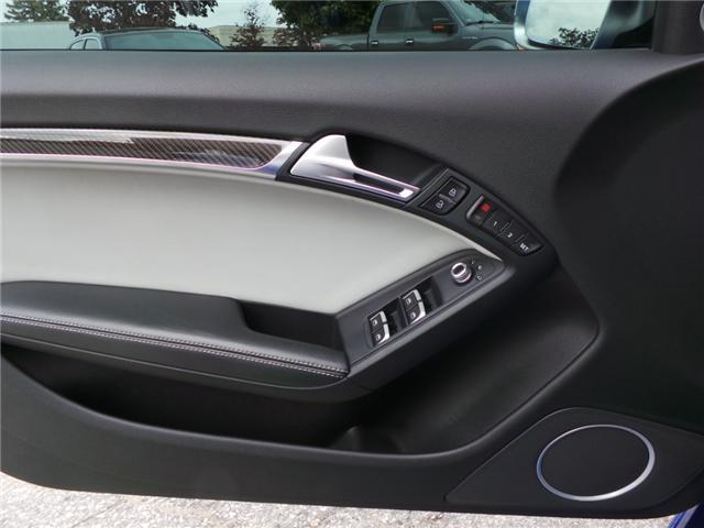 2015 Audi RS 5 4.2 (Stk: ) in Woodbridge - Image 22 of 22
