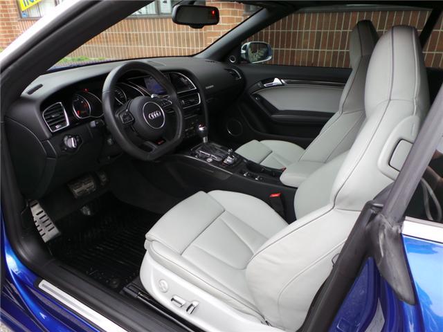 2015 Audi RS 5 4.2 (Stk: ) in Woodbridge - Image 17 of 22