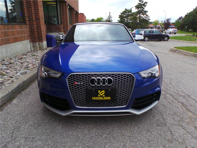 2015 Audi RS 5 4.2 (Stk: ) in Woodbridge - Image 2 of 22