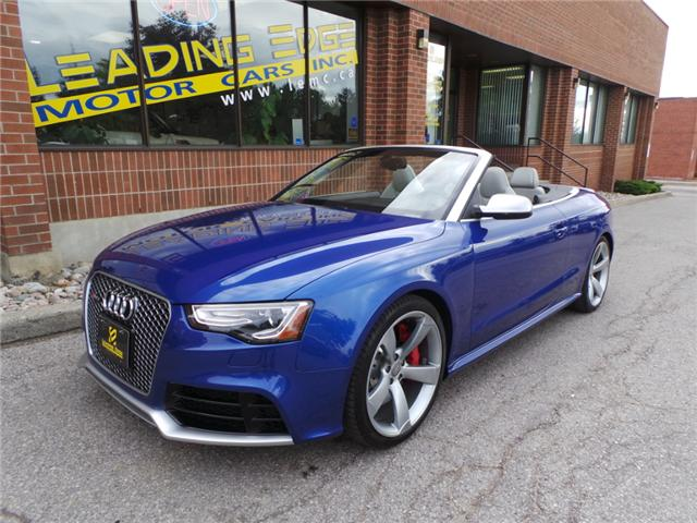 2015 Audi RS 5 4.2 (Stk: ) in Woodbridge - Image 1 of 22
