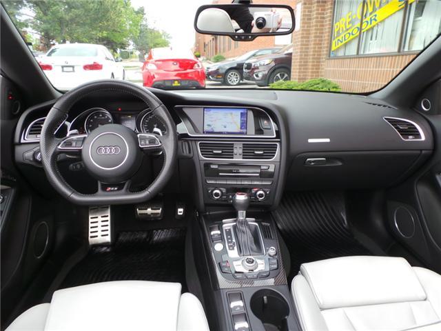 2015 Audi RS 5 4.2 (Stk: ) in Woodbridge - Image 16 of 22