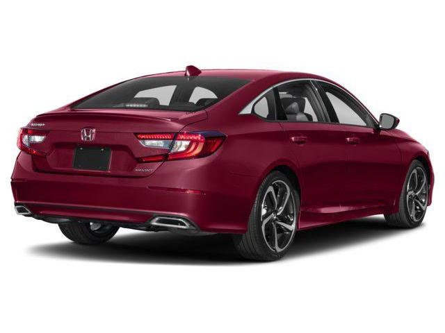 2019 Honda Accord Sport 1.5T (Stk: 19-0654) in Scarborough - Image 3 of 9