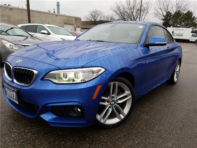 2017 BMW 230i xDrive (Stk: 38688a) in Mississauga - Image 1 of 26