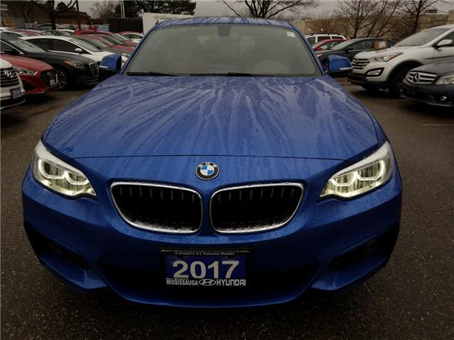 2017 BMW 230i xDrive (Stk: 38688a) in Mississauga - Image 2 of 26