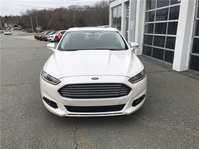 2014 Ford Fusion Titanium (Stk: A1015A) in Liverpool - Image 2 of 13