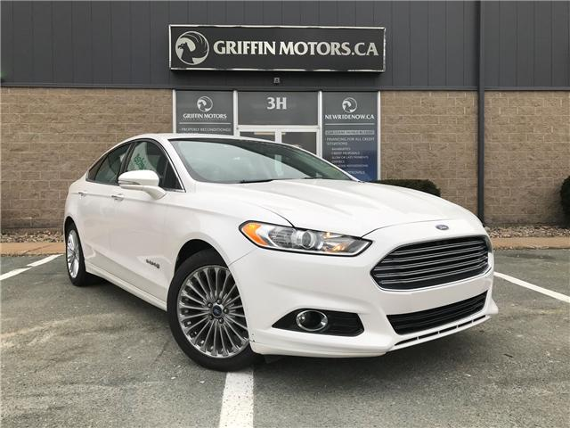2013 Ford Fusion Hybrid Titanium (Stk: 1106) in Halifax - Image 2 of 22