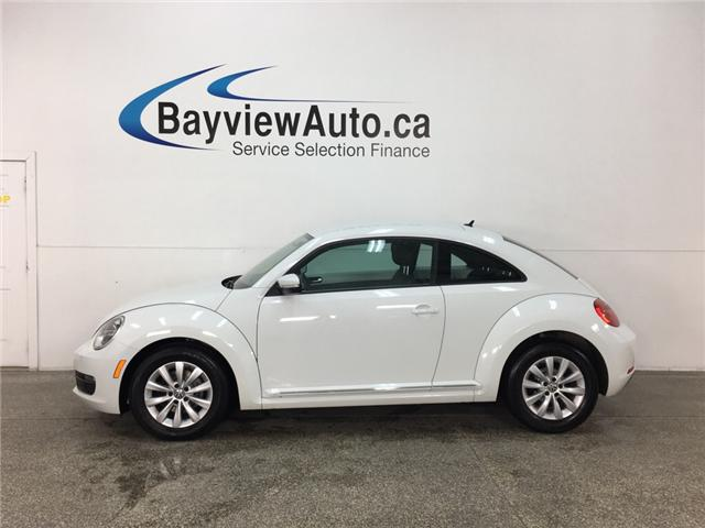 2014 Volkswagen The Beetle 2.0 TDI Comfortline (Stk: 34099W) in Belleville - Image 1 of 25