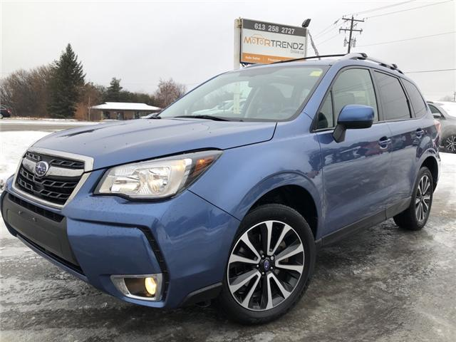 2017 Subaru Forester 2.0XT Touring (Stk: ) in Kemptville - Image 1 of 28