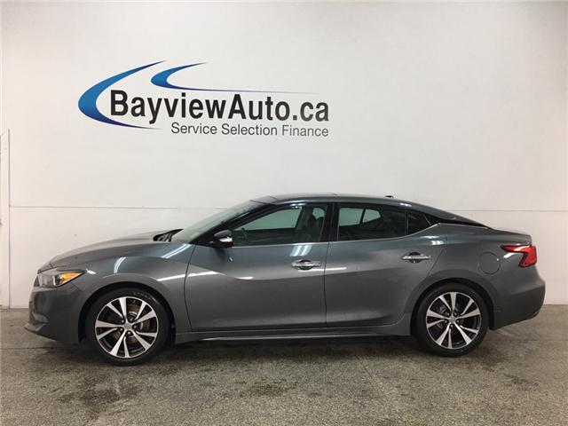 2017 Nissan Maxima Platinum (Stk: 33904J) in Belleville - Image 1 of 30