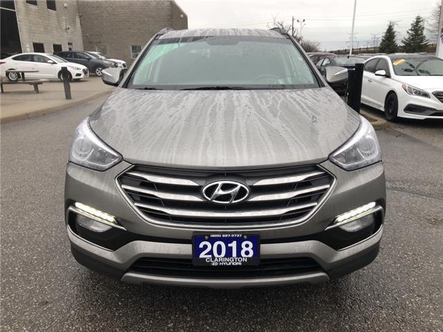 2018 Hyundai Santa Fe Sport 2.4 Premium (Stk: U810) in Clarington - Image 8 of 16