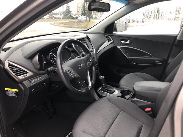 2018 Hyundai Santa Fe Sport 2.4 Premium (Stk: U810) in Clarington - Image 9 of 16