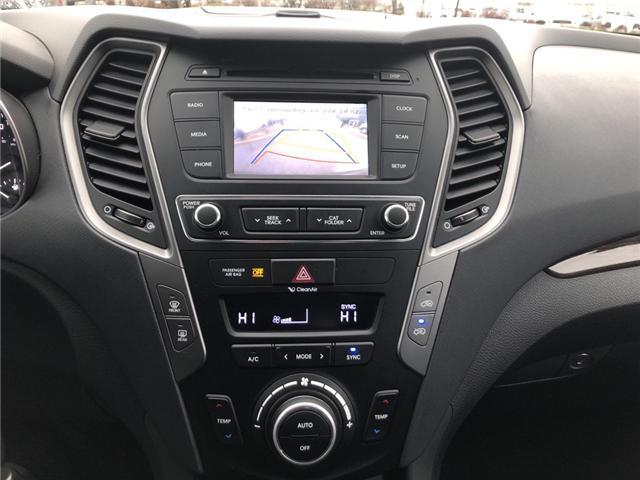 2018 Hyundai Santa Fe Sport 2.4 Premium (Stk: U810) in Clarington - Image 11 of 16