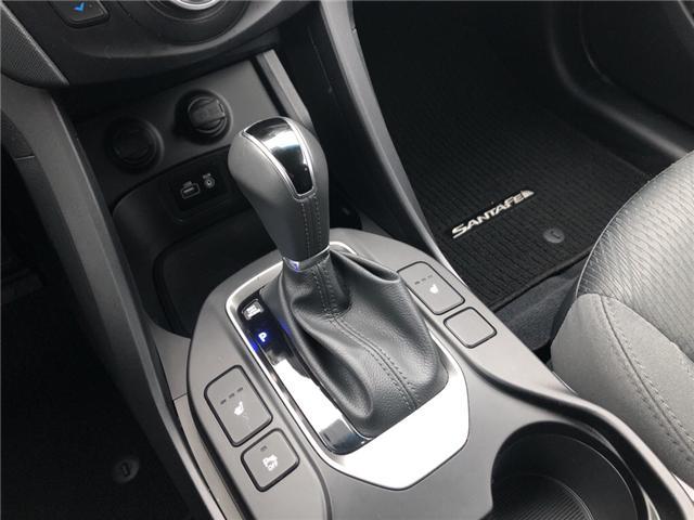 2018 Hyundai Santa Fe Sport 2.4 Premium (Stk: U810) in Clarington - Image 12 of 16