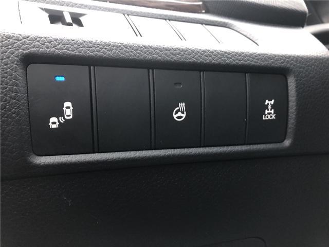 2018 Hyundai Santa Fe Sport 2.4 Premium (Stk: U810) in Clarington - Image 13 of 16
