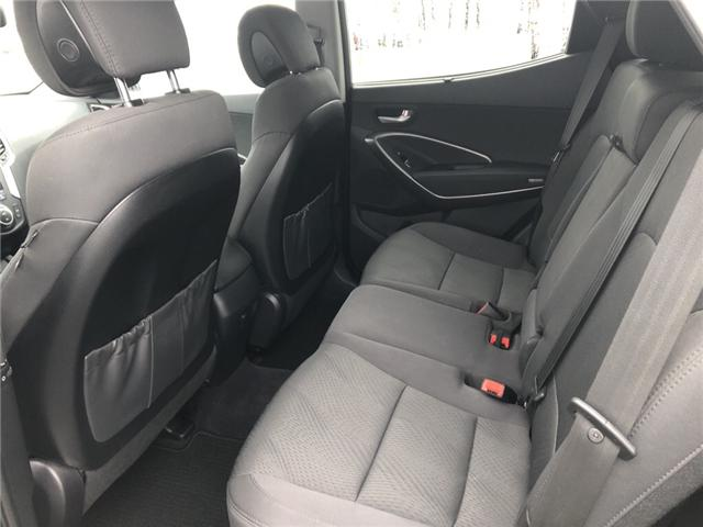 2018 Hyundai Santa Fe Sport 2.4 Premium (Stk: U810) in Clarington - Image 14 of 16