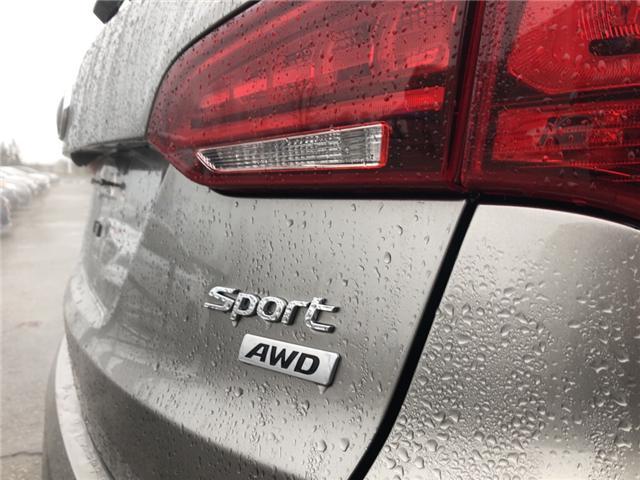 2018 Hyundai Santa Fe Sport 2.4 Premium (Stk: U810) in Clarington - Image 16 of 16