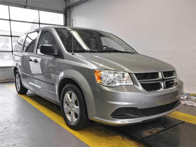 2016 Dodge Grand Caravan SE/SXT (Stk: 9-6034-0) in Burnaby - Image 2 of 24